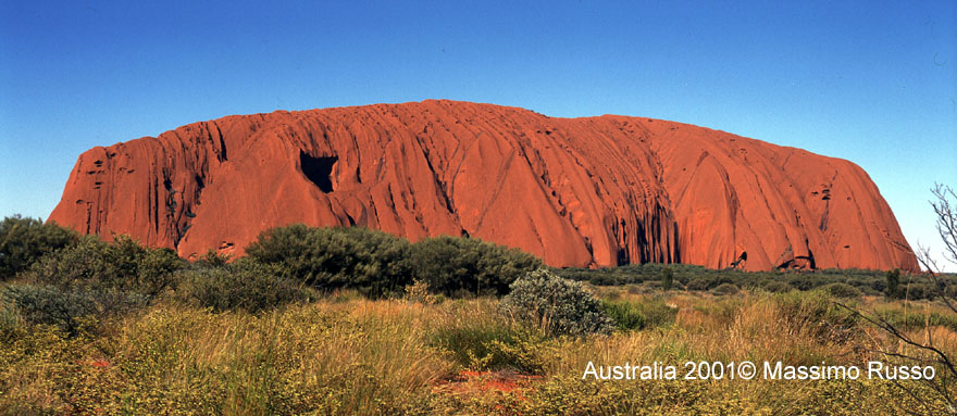 Ayers Rock: 123 KB